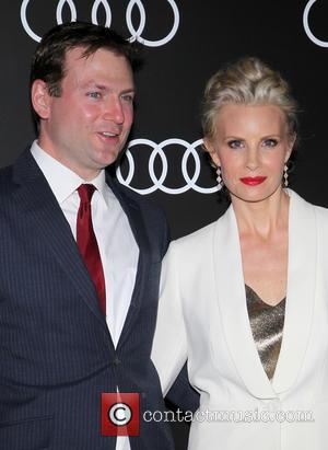 Monica Potter and Daniel Christopher Allison - Audi celebrates Golden Globes event held at Cecconi's restaurant - Los Angeles, California,...