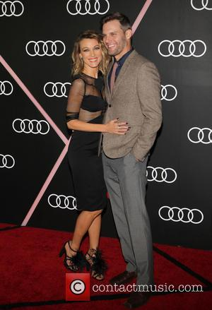 Natalie Zea and Travis Schuldt - Audi celebrates Golden Globes event held at Cecconi's restaurant - Los Angeles, California, United...