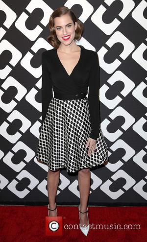 Allison Williams - Diane von Furstenberg's 'Journey Of A Dress' 40th Anniversary Party at Wilshire May Company Building - Arrivals...
