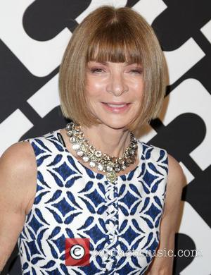 Anna Wintour - Diane von Furstenberg's 'Journey Of A Dress' 40th Anniversary Party at Wilshire May Company Building - Arrivals...