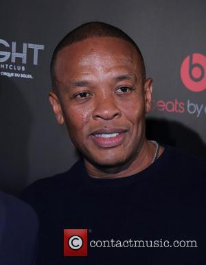 Dr Dre - Beats by Dre Celebrates CES with After Party at Light Nightclub at Mandalay Bay in Las Vegas...