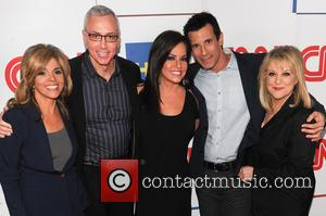 Jane Velez-mitchell, Dr Drew, Robin Meade, A.j. Hammer and Nancy Grace