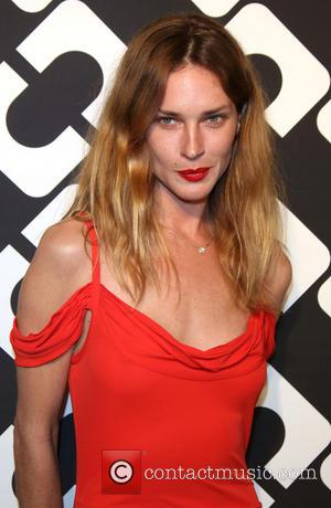 Erin Wasson - Diane Von Furstenberg's Journey of A Dress exhibition opening celebration at May Company Building at LACMA West...