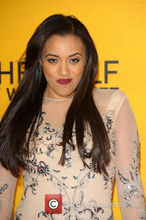Amal Fashanu - The Wolf of Wall Street - UK film premiere held at the Odeon Leicester Square - Arrivals...