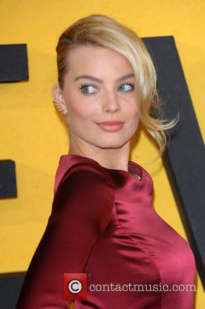 Margot Robbie - The Wolf of Wall Street - UK film premiere held at the Odeon Leicester Square - Arrivals...
