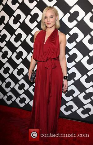 Abbie Cornish - Diane Von Furstenberg's Journey Of A Dress Exhibition Opening Celebration At May Company Building - Los Angeles,...