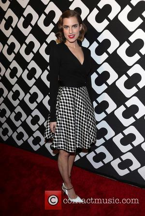 Allison Williams - Diane Von Furstenberg's Journey Of A Dress Exhibition Opening Celebration At May Company Building - Los Angeles,...