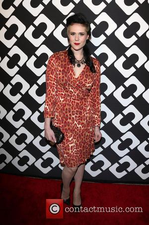 Kate Nash - Diane Von Furstenberg's Journey Of A Dress Exhibition Opening Celebration At May Company Building - Los Angeles,...