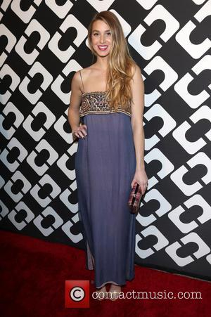 Whitney Port - Diane Von Furstenberg's Journey Of A Dress Exhibition Opening Celebration At May Company Building - Los Angeles,...