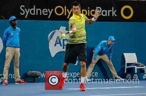 Tennis and Bernard Tomic