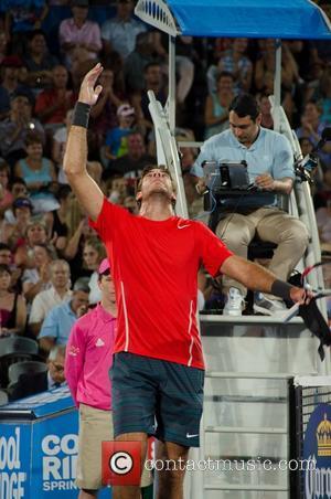 Tennis and Juan Martin Del Potro