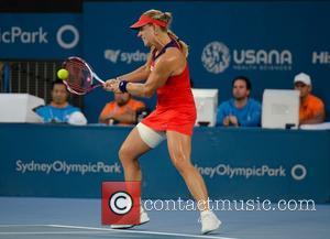 Tennis and Angelique Kerber