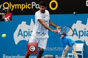Tennis and Rohan Bopanna