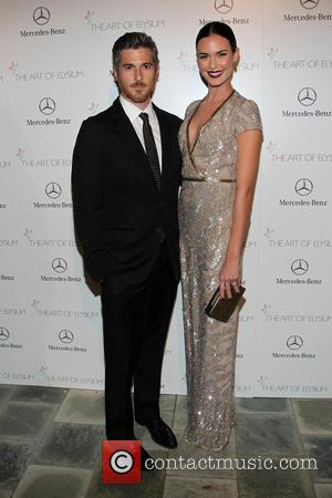 Dave Annable and Odette Annable - The Art of Elysium's 7th Annual HEAVEN Gala presented by Mercedes-Benz at Guerin Pavilion...
