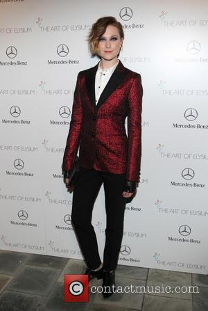 Evan Rachel Wood - The Art of Elysium's 7th Annual HEAVEN Gala presented by Mercedes-Benz at Guerin Pavilion at the...
