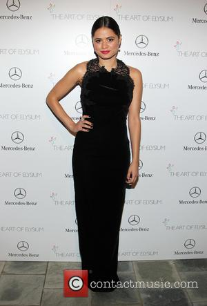 Melonie Diaz - The Art of Elysium's 7th Annual HEAVEN Gala presented by Mercedes-Benz at Guerin Pavilion at the Skirball...