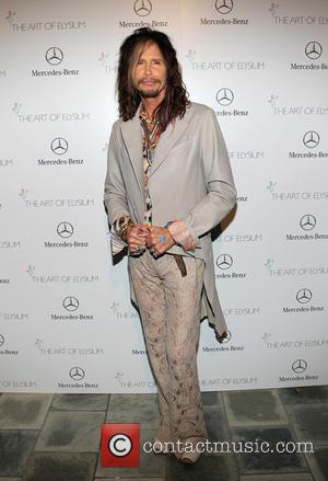 Steven Tyler - The Art of Elysium's 7th Annual HEAVEN Gala presented by Mercedes-Benz at Guerin Pavilion at the Skirball...
