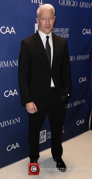 Anderson Cooper - The 3rd Annual Sean Penn & Friends 'Help Haiti Home' Gala presented by Giorgio Armani at Montage...