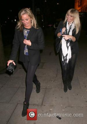 Kate Thornton and Tamzin Outhwaite