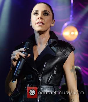 Melanie C - Melanie C performs live at Shepherd's Bush Empire as part of her 'Sporty's Forty' show - London,...