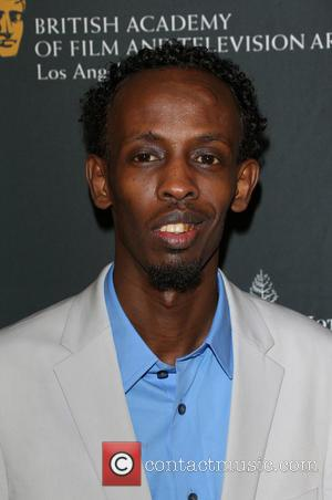 Barkhad Abdi - BAFTA Los Angeles Awards Season Tea Party At Four Seasons Hotel - Los Angeles, California, United States...