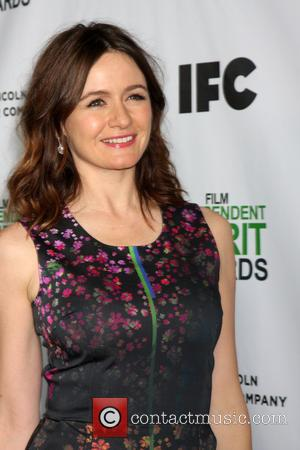 Emily Mortimer - 2014 Film Independent Spirit Awards Nominee Brunch - West Hollywood, California, United States - Saturday 11th January...