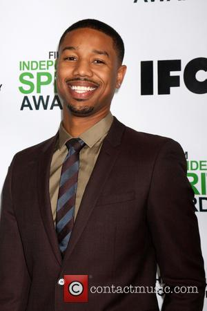 Michael B. Jordan - 2014 Film Independent Spirit Awards Nominee Brunch - West Hollywood, California, United States - Saturday 11th...