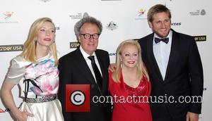 Cate Blanchett, Geoffrey Rush, Jacki Weaver and Curtis Stone