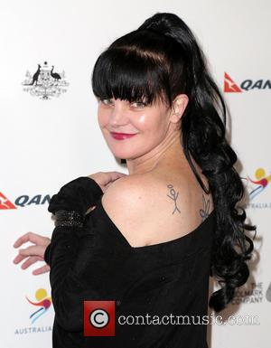 Pauley Perrette - 2014 G'DAY USA Los Angeles Black Tie Gala to honor Australians Geoffrey Rush, Jacki Weaver and chef...