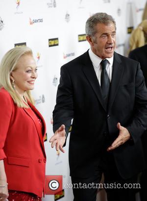 Jacki Weaver and Mel Gibson