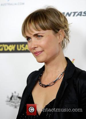 Radha Mitchell - 2014 G'DAY USA Los Angeles Black Tie Gala to honor Australians Geoffrey Rush, Jacki Weaver and chef...
