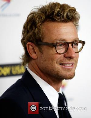 Simon Baker - 2014 G'DAY USA Los Angeles Black Tie Gala to honor Australians Geoffrey Rush, Jacki Weaver and chef...