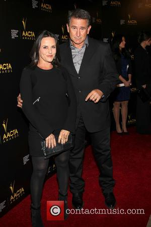 Gia Carides and Anthony Lapaglia