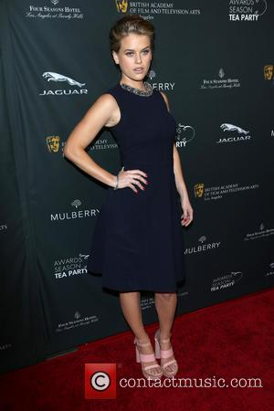 Alice Eve - BAFTA Los Angeles Awards Season Tea Party At Four Seasons Hotel - Los Angeles, California, United States...