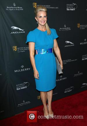 Monica Potter - BAFTA Los Angeles Awards Season Tea Party At Four Seasons Hotel - Los Angeles, California, United States...