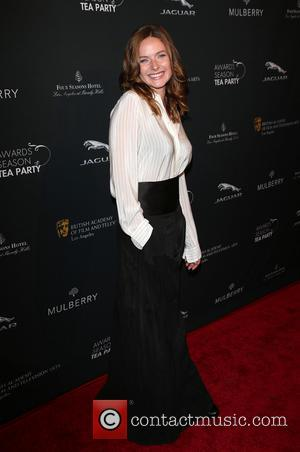 Rebecca Ferguson - BAFTA Los Angeles Awards Season Tea Party At Four Seasons Hotel - Los Angeles, California, United States...