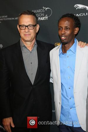 Tom Hanks and Barkhad Abdi - BAFTA Los Angeles Awards Season Tea Party At Four Seasons Hotel - Los Angeles,...