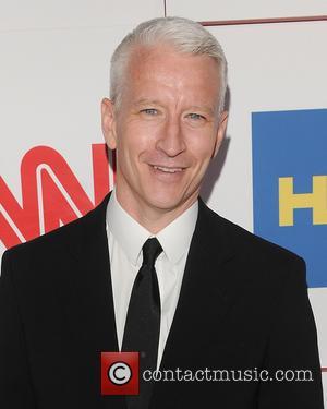 Anderson Cooper - CNN Worldwide All-Star Party at TCA - LA, California, United States - Saturday 11th January 2014