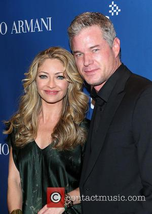 Rebecca Gayheart and Eric Dane - Sean Penn 3rd Annual Help Haiti Home Gala Benefiting J/P HRO Presented By Giorgio...