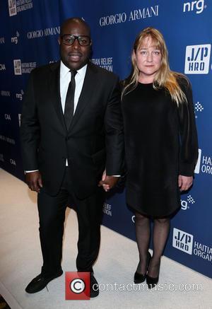 Steve McQueen and Bianca Stigter - Sean Penn 3rd Annual Help Haiti Home Gala Benefiting J/P HRO Presented By Giorgio...