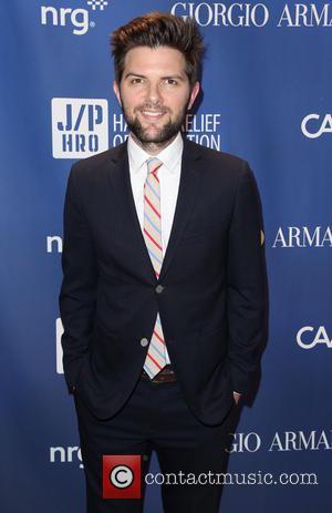 Adam Scott - The 3rd Annual Sean Penn & Friends 'Help Haiti Home' Gala presented by Giorgio Armani at Montage...