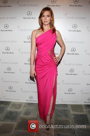 Alicia Witt - The Art of Elysium's 7th Annual HEAVEN Gala Presented By Mercedes-Benz At Guerin Pavilion at the Skirball...