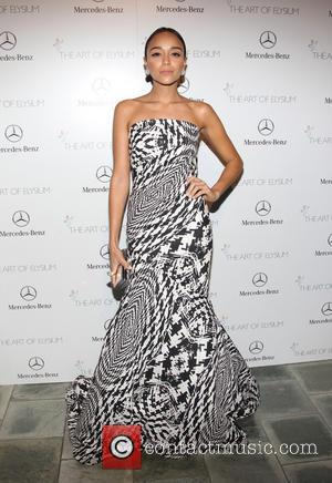 Ashley Madekwe - The Art of Elysium's 7th Annual HEAVEN Gala Presented By Mercedes-Benz At Guerin Pavilion at the Skirball...