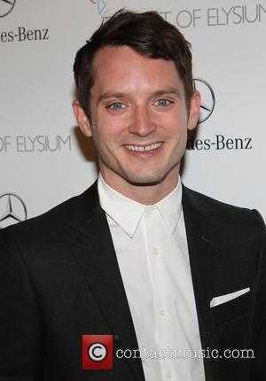 Elijah Wood - The Art of Elysium's 7th Annual HEAVEN Gala Presented By Mercedes-Benz At Guerin Pavilion at the Skirball...