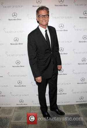 Harry Hamlin - The Art of Elysium's 7th Annual HEAVEN Gala Presented By Mercedes-Benz At Guerin Pavilion at the Skirball...