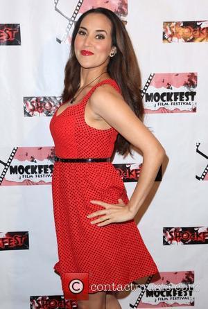 Burgandi Phoenix - Shockfest | Mockfest Film Festival - Arrivals - Los Angeles, California, United States - Sunday 12th January...