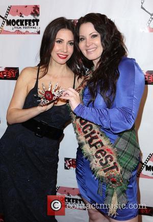 Tawny Amber Young and Sara Barrett