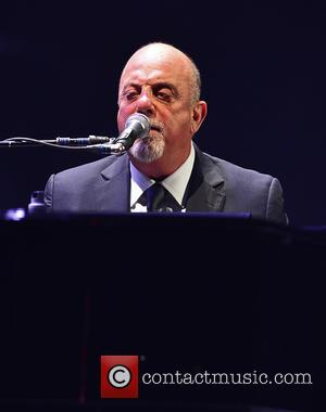 Billy Joel - Billy Joel performing live on stage during his second sold out concert at BB&T Center at BB...