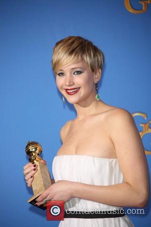 Jennifer Lawrence Will Own 2014 Following Golden Globes Win - Preview