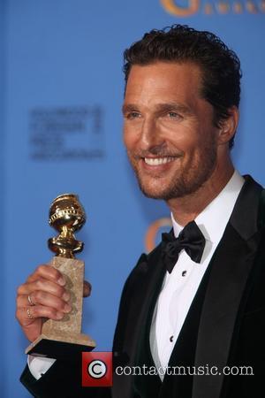 Matthew McConaughey, Golden Globes